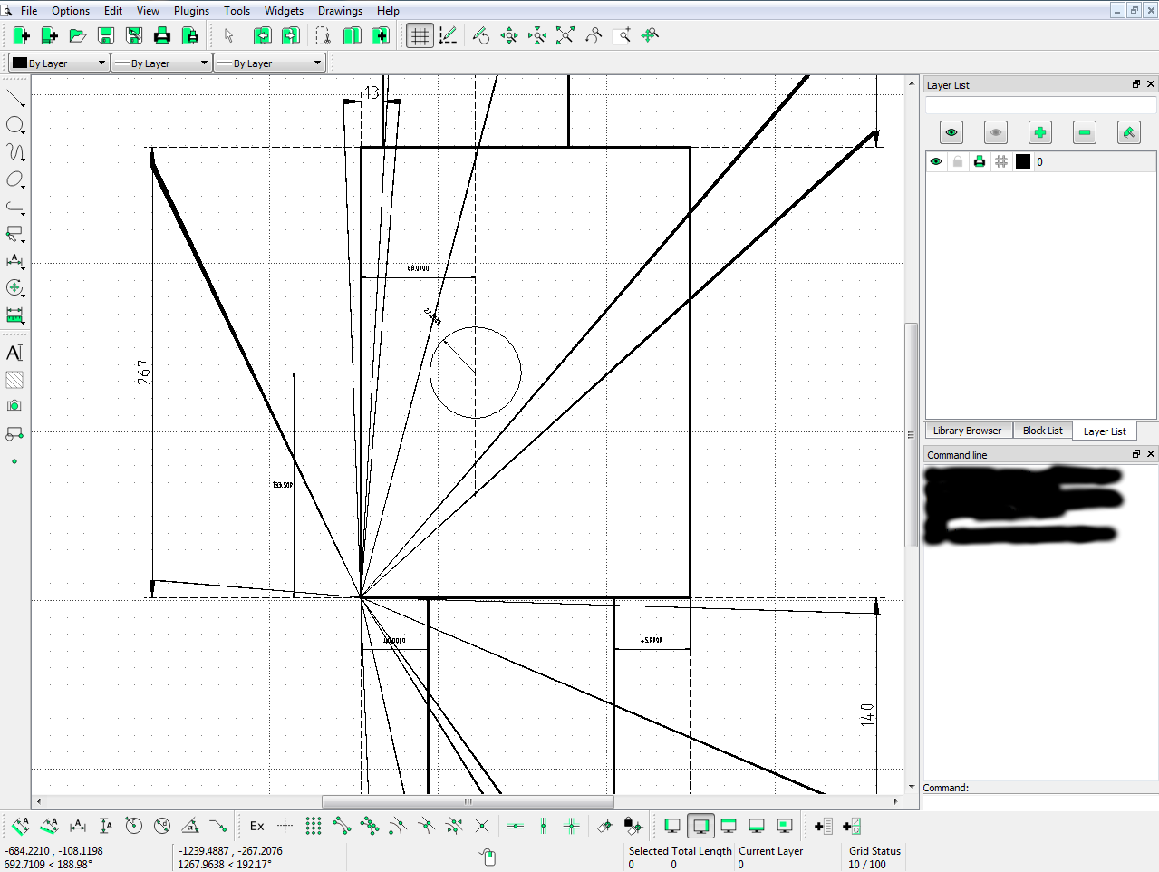 LibreCAD-user - Copying exploded dimensions bug