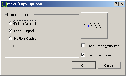 Move/Copy options